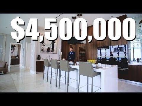 Tour A $4.5 Million Dollar | Oceanfront |Miami Condo |  Peter J Ancona- Vlog #004