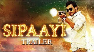 Sipaayi Kannada Dubbed Hindi Movie Trailer | Upcoming Dubbed Action Movie Trailers 2018