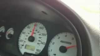 1999 Subaru Impreza 2.0 Turbo acceleration 0-60 0-90 2000 GC8 Classic scooby