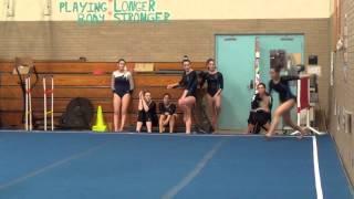Southington Gymnastics vs Conard thumbnail