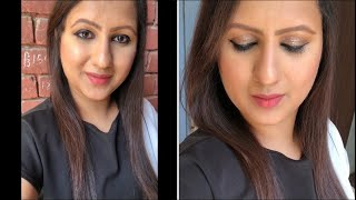 Affordable Makeup India Summer Sweatproof Makeup for Oily Skin/ Chit Chat GRWM/ No COD?Shop the look