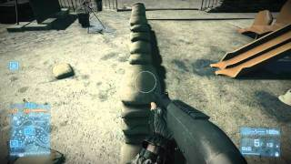 How to get M-Com Defender Ribbon - battlefield 3