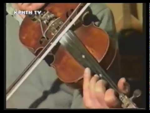 Λευτέρης Βλασάκης: Βιολάτορας - Ταγιαδόρος