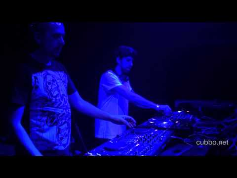 Videoset Nuke vs. Regal Live @ Fabrik - Code098 - (Madrid/ES) - 31/05/2014