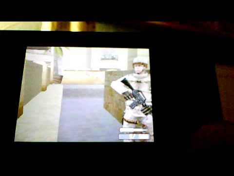 Call of duty 4 ds gameplay