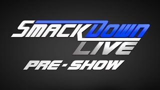 SmackDown LIVE Pre-Show: Oct. 25, 2016