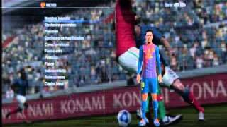 PES 2012-Lionel Messi NEW BOOTS BLUE-WHITE-ENERGY Thumbnail