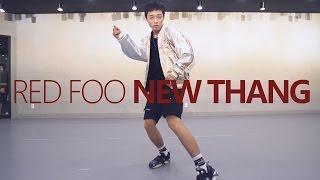Video RED FOO - NEW THANG / Choreography. Seung Jae download MP3, 3GP, MP4, WEBM, AVI, FLV Juni 2018