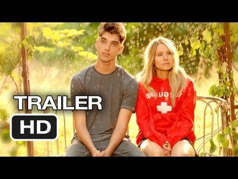 Thumbnail: The Lifeguard Official Trailer #1 (2013) - Kristen Bell Movie HD