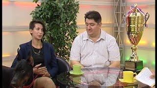 """М. Агибалова и Г. Попов на канале """"НСК 49"""". Эфир 01.08.15"""