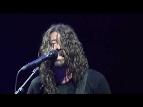 Foo Fighters - Times Like These → White Limo (Houston 04.19.18) HD