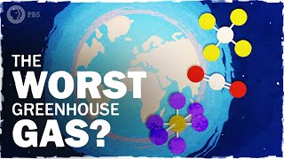 What's actually the worst greenhouse gas?