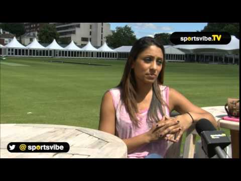 Isa Guha Interview - Women's Cricket And The England-India ...