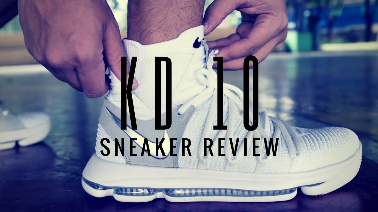 e0e3c4480ffe KD10  Sneaker Review - YouTube