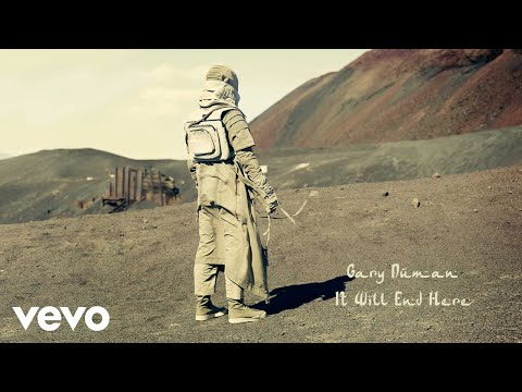 Gary Numan - It Will End Here (Official Audio)