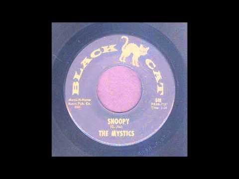 The Mystics - Snoopy - Garage 45