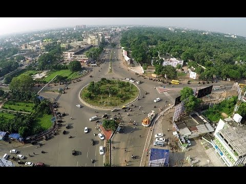 Bhubaneswar City Road