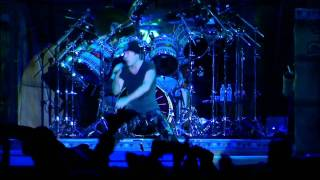 Iron Maiden Wasted Years (Flight 666 live México ) HD Subtitulado