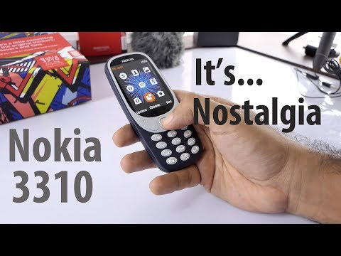 Nokia 3310 Unboxing & Overview - It's Nostalgia before Smartphone Era