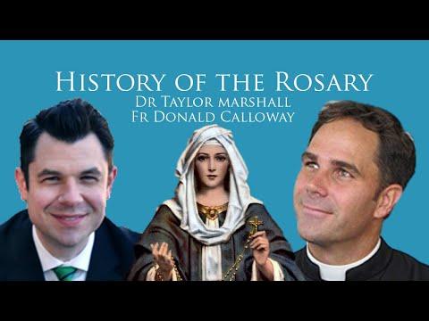 Fr Calloway & Dr Marshall History of Rosary