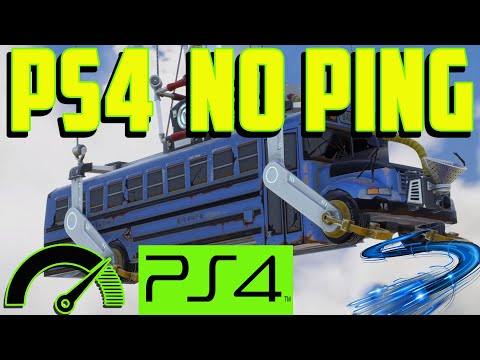 How To Lower Ping In Fortnite PS4 2019 | *QUICK FIX* ✓