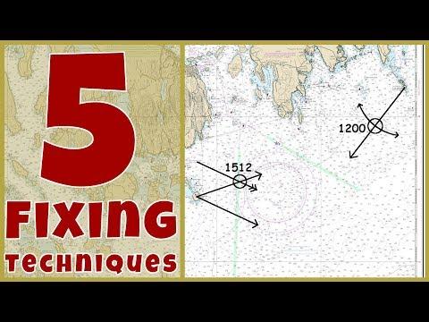 5 Position Fixing Techniques