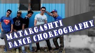 Matargashti -  Tamasha   Ranbir , Deepika   Dance Choreography by Dansation Dance Studio 9888892718.