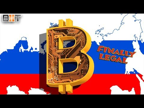 Russia to Legalize CryptoCurrency Trading | Vladimir Putin Approves