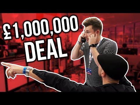 I CLOSED A £1,000,000 DEAL
