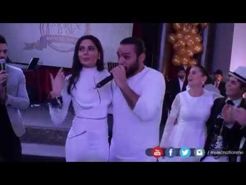 سيرين عبد النور   ترقص بعفوية   Cyrine Abdelnour