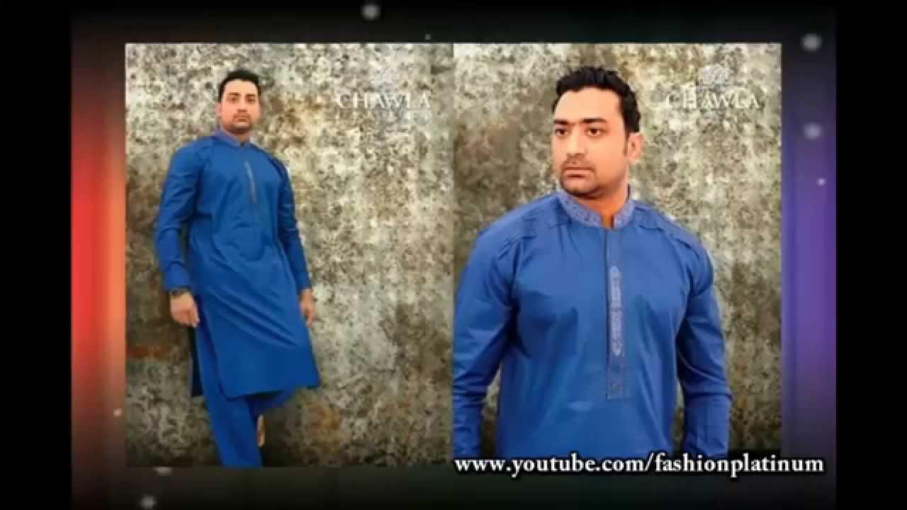 Chawala Fabrics Menswear Kurta Collection 2014