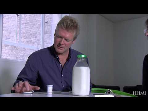 Glucose Test For Lactose Tolerance — HHMI BioInteractive Video