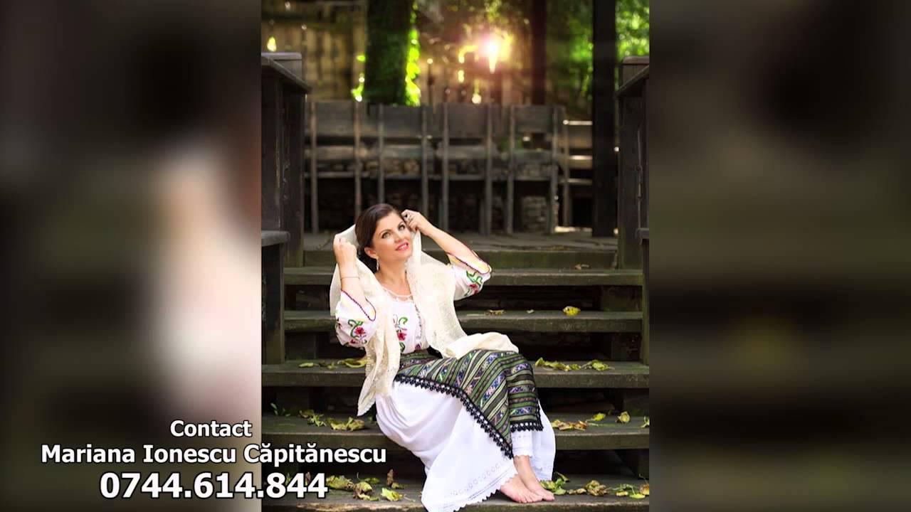 Mariana Ionescu Capitanescu - Colaj de cantece live (muzica populara live)