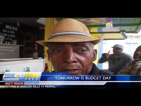 BARBADOS TODAY EVENING UPDATE - May 29, 2017