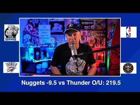 Denver Nuggets vs Oklahoma City Thunder 1/19/21 Free NBA Pick and Prediction NBA Betting Tips