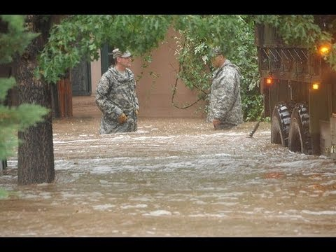 Colorado GOP Supports Flood Relief, Opposed Sandy Aid