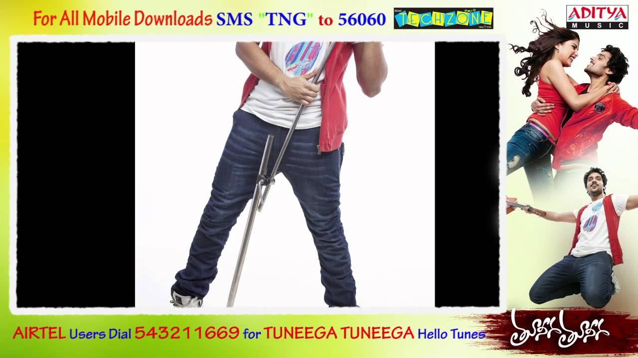 Latest tamil telugu mp3 song free download: tuneega tuneega (2012.