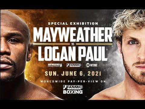 LOGAN PAUL VS FLOYD MAYWEATHER ‼️ - YouTube
