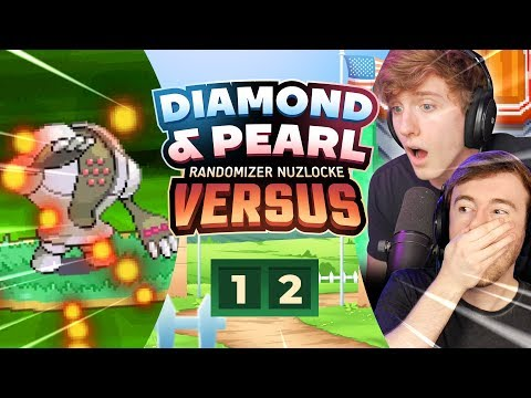 A SERIES OF UNFORTUNATE EVENTS. • Pokemon Diamond and Pearl Versus • EP 12