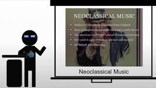 Neoclassical music