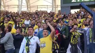 Ankaragücü - Kayserispor Maçı tribünlerimiz GECEKONDU!