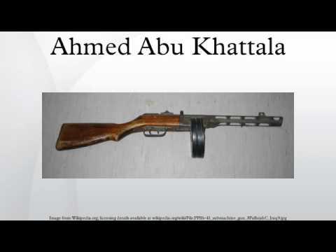 Ahmed Abu Khattala