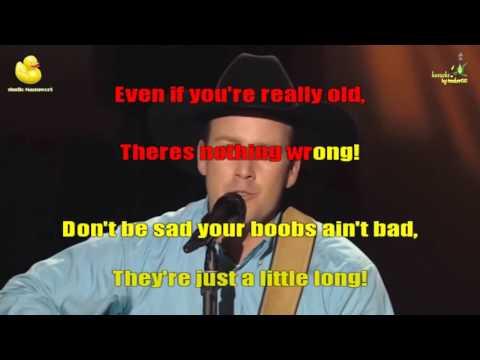 Rodney Carrington - Show them to me (Ka®aokeHD by Snooker6767)