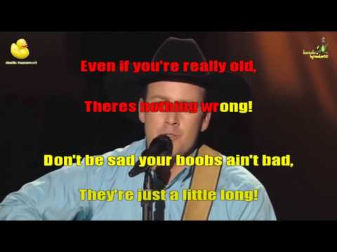 Rodney Carrington - Show them to me (Ka®aokeHD by Snooker6767)