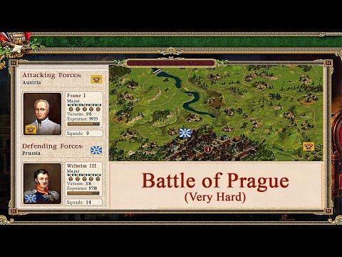 Cossacks 2  Battle for Europe - Battle Of Prague (Very Hard) |