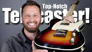 Building The Ultimate Telecaster!!