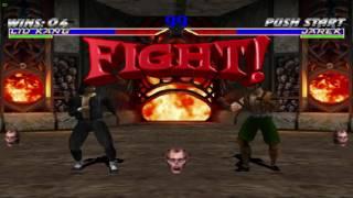 Mortal Kombat Gold Playthrough: The Shaolin Monks