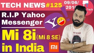 Mi 8i & Mi Band 3 India Launch & Price, Lesser iPhones,BB Key 2,BSNL FTTH, Airtel 149 Plan-TTN#125
