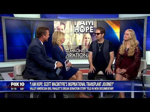 Scott & Christina MacIntyre on Fox 10 Arizona Morning