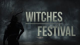 Eso witches festival 2017 - double experience, plunder skulls and more!